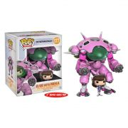 POP FUNKO 177 DVA WITH MEKA OVERWATCH