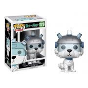 POP FUNKO 178 SNOWBALL RICK AND MORTY