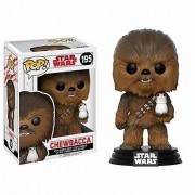 POP FUNKO 195 CHEWBACCA STAR WARS