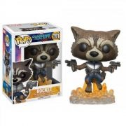 POP FUNKO 201 ROCKET GUARDIANS OF THE GALAXY
