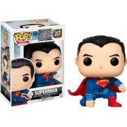 POP FUNKO 207 SUPERMAN LIGA DA JUSTIÇA