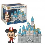 POP FUNKO 21 MICKEY SLEEPING BEAUTY CASTLE DISNEY 65TH