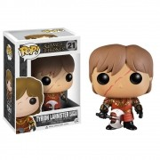POP FUNKO 21 TYRION LANNISTER IN BATTLE ARMOR GAME OF THRONE