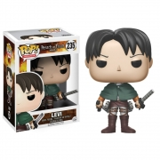 POP FUNKO 235 LEVI ATTACK ON TITAN