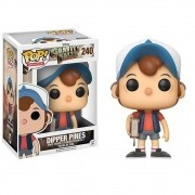 POP FUNKO 240 DIPPER PINES GRAVITY FALLS DISNEY