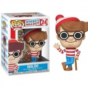 POP FUNKO 24 WALDO WHERE'S WALDO
