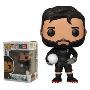 POP FUNKO 25 ALISSON BECKER LIVERPOOL FOOTBALL