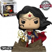 POP FUNKO 282 WONDER WOMAN DELUXE JIM LEE
