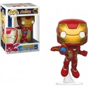 POP FUNKO 285 IRON MAN AVENGER INFINITY WAR