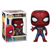 POP FUNKO 287 IRON SPIDER AVENGERS INFINITY WAR