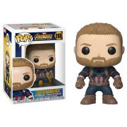 POP FUNKO 288 CAPTAIN AMERICA AVENGERS