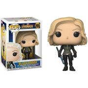 POP FUNKO 295 BLACK WIDOW AVENGERS INFINITY WAR
