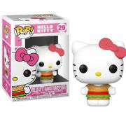 POP FUNKO 29 HELLO KITTY KAWAII BURGER SHOP