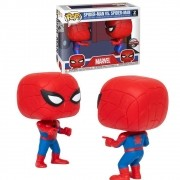 POP FUNKO 2 SPIDER MAN VS. SPIDER MAN SPECIAL EDITION