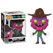 POP FUNKO 300 SCARY TERRY RICK AND MORTY