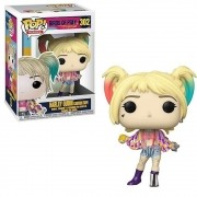 POP FUNKO 302 HARLEY QUINN CAUTION TAPE BIRDS OF PREY