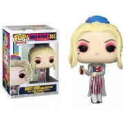 POP FUNKO 303 HARLEY QUINN BLACK MASK CLUB BIRDS OF PREY