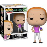POP FUNKO 303 SUMMER RICK AND MORTY