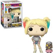 POP FUNKO 308 HARLEY QUINN AND BEAVER BIRDS OF PREY