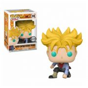 POP FUNKO 318 FUTURE TRUNKS SSJ DRAGON BALL SUPER