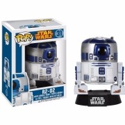 POP FUNKO 31 R2-D2 STAR WARS