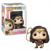 POP FUNKO 321 WONDER WOMAN WW84