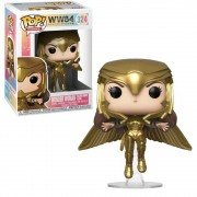 POP FUNKO 324 WONDER WOMAN GOLD FLYING WW84