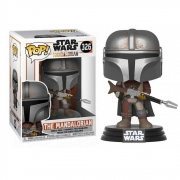 POP FUNKO 326 MANDALORIAN THE MANDALORIAN STAR WARS