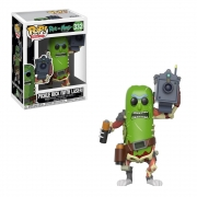 POP FUNKO 332 PICKLE RICK WITH LASER RICK AND MORTY