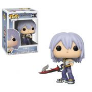 POP FUNKO 333 RIKU KINGDOM HEARTS