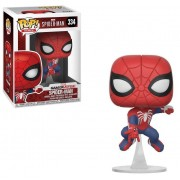 POP FUNKO 334 SPIDER MAN GAMER VERSE