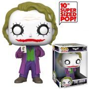 POP FUNKO 334 TRHE JOKER THE DAK KNIGHT 26 CM SUPER SIZE