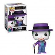 POP FUNKO 337 THE JOKER BATMAN 1989