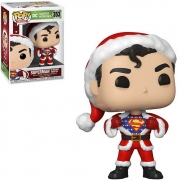 POP FUNKO 353 SUPERMAN SWEATER CHRISTMAS DC