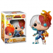 POP FUNKO 372 TODOROKI MY HERO ACADEMIA