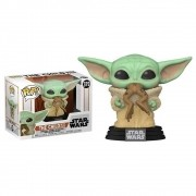 POP FUNKO 379 THE CHILD FROG THE MANDALORIAN STAR WARS