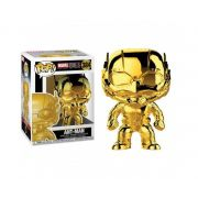 POP FUNKO 384 ANT-MAN CHROME 10TH