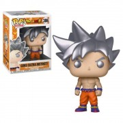 POP FUNKO 386 GOKU ULTRA INSTINCT DRAGON BALL