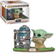 POP FUNKO 407 THE CHILD WITH EGG CANISTER MANMDALORIA