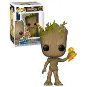 POP FUNKO 416 GROOT AVENGERS INFINITY WAR