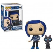 POP FUNKO 422 CORALINE WITH CAT