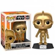 POP FUNKO 423 C-3PO CONCEPT STAR WARS