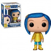 POP FUNKO 423 CORALINE IN RAIN COAT SPECIAL EDITION DIAMOND