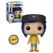 POP FUNKO 423 CORALINE IN RAINCOAT CHASE