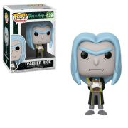 POP FUNKO 439 TEACHER RICK RICK AND MORTY