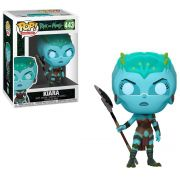 POP FUNKO 443 KIARA RICK MORTY