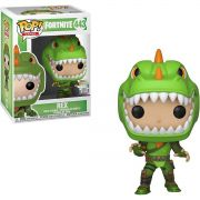 POP FUNKO 443 REX FORTNITE
