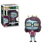 POP FUNKO 444 UNITY RICK AND MORTY