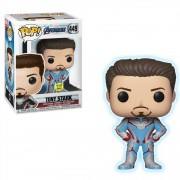 POP FUNKO 449 TONY STARK AVENGERS END GAME GLOW IN THE DARK