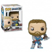 POP FUNKO 452 THOR ENDGAME GAMESTOP GLOW IN THE DARK